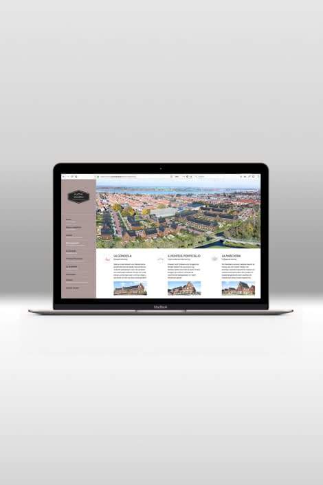 Website - Nuova Venezia
