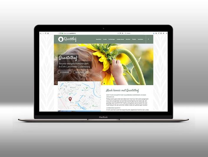 Website - Quartethof