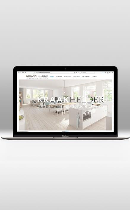 Website - Kraakhelder ontwikkelen