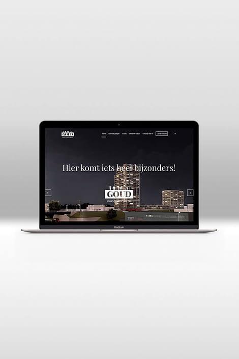 Website Wonen in GOUD