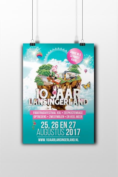 Signing - 10 jaar Lansingerland