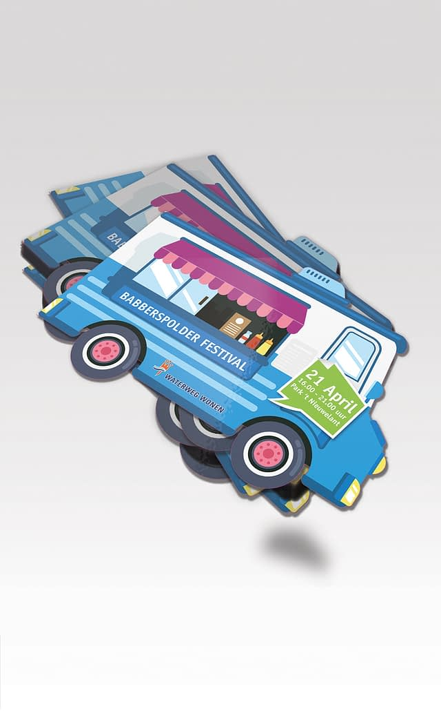 Flyer | Babberspolderfestival