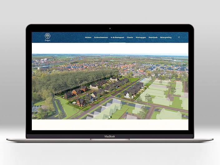 Website - Wonen in de Boomgaard