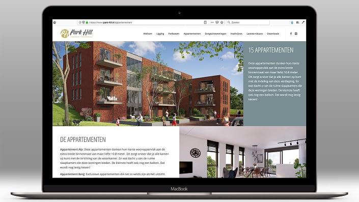 Website - Park Hill