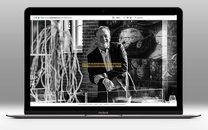 Website - Leen interim