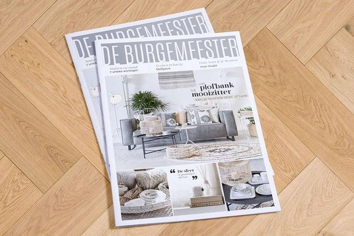 Magazine De Burgemeester